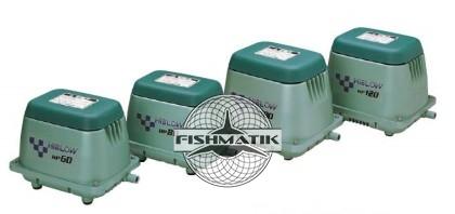 Мембранные компрессоры для разведения и септиков Hiblow HP-120