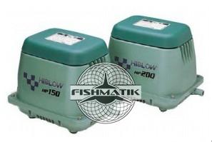 Мембранные компрессоры для разведения и септиков Hiblow HР- 200