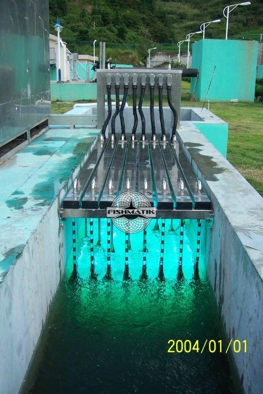 Ультрафиолетовые стерилизаторы для рыбоводства