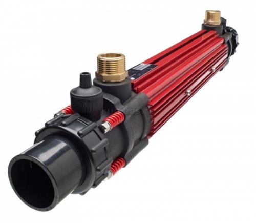 Титановый теплообменник для бассейна elecro Паяный теплообменник Alfa Laval CB112-150H Ижевск